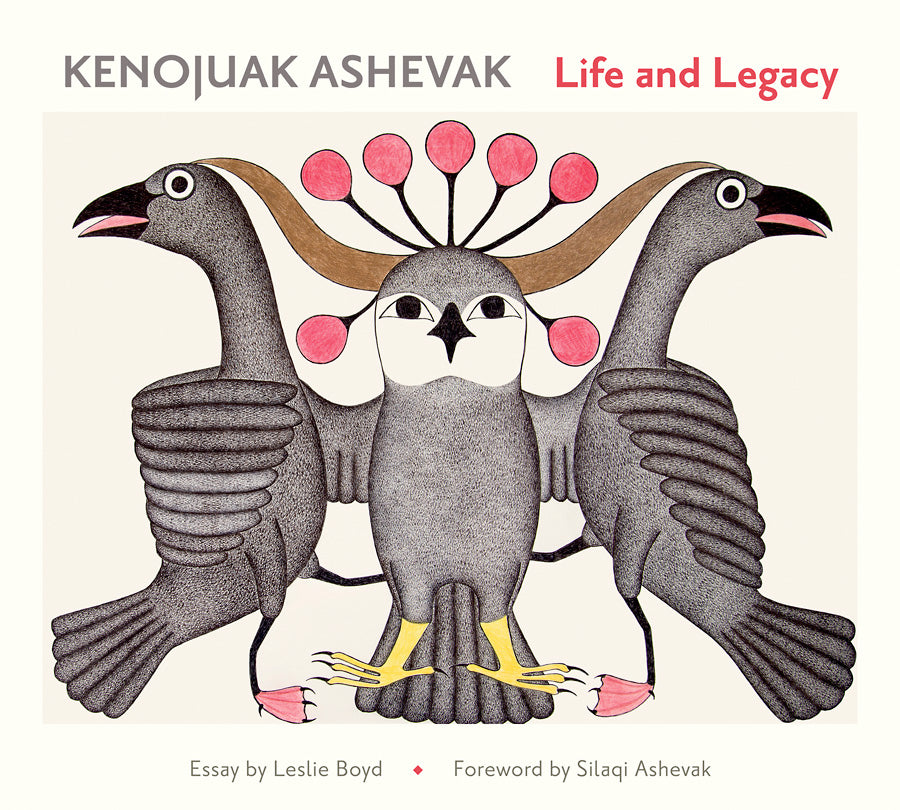 Kenojuak Ashevak: Life and Legacy