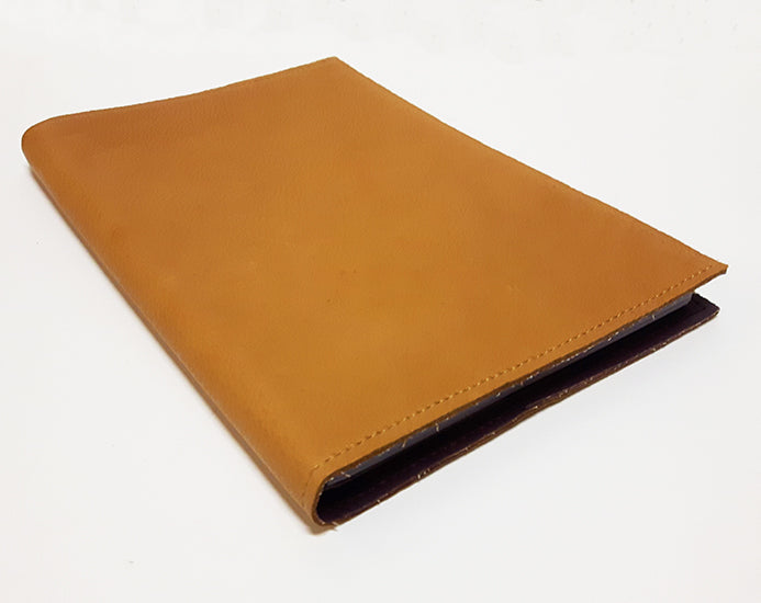 Leather Journal - Saddle