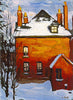 Little House - Season's Greetings Card