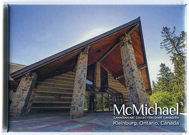 McMichael Gallery Magnet
