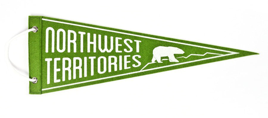 North West Territories Pennant
