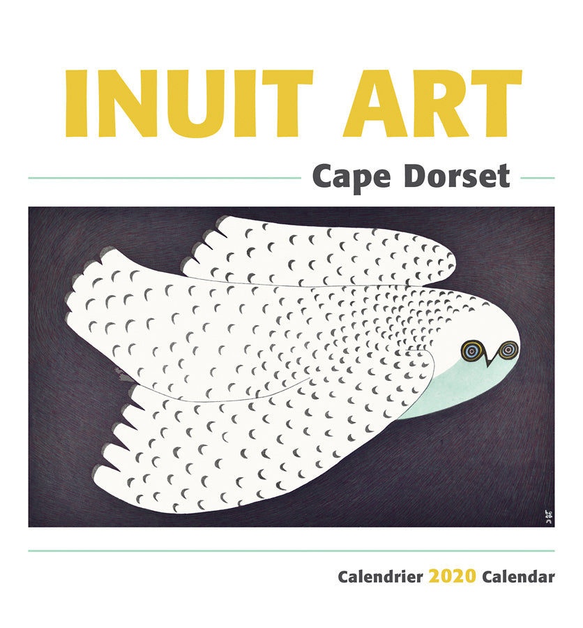 Inuit Art: Cape Dorset - 2020 mini wall calendar