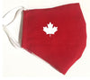 Maple Leaf Cotton Face Mask