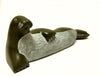 Seal - Soapstone Inuit Sculpture