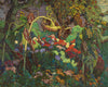 The Tangled Garden - large reproduction