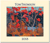 Tom Thomson - 2018 wall calendar