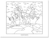 Tom Thomson Colouring Book
