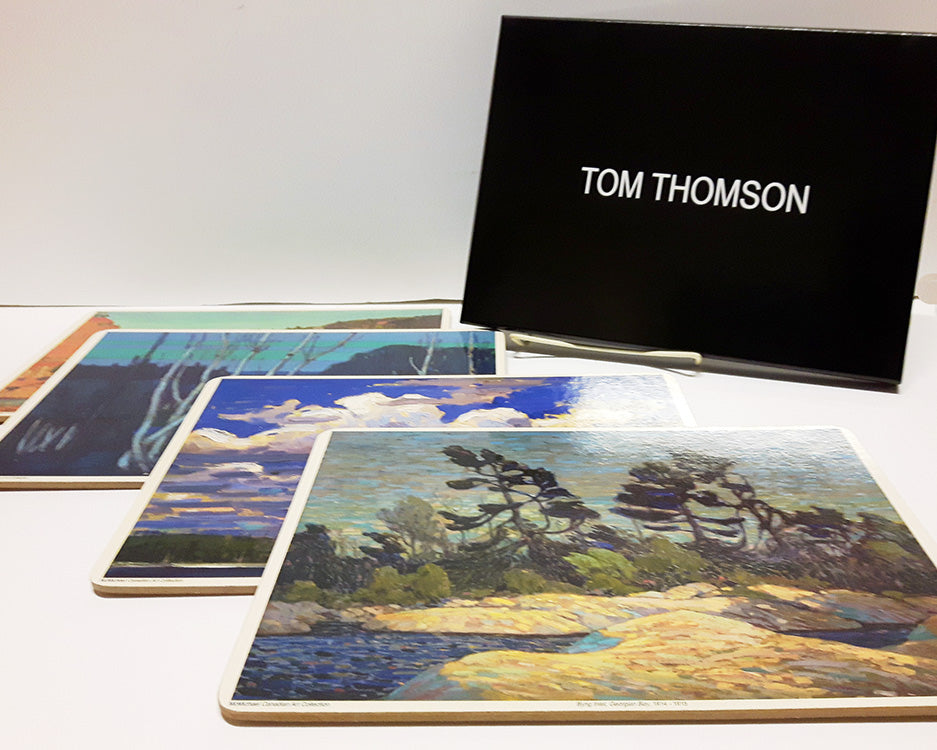 Placemats - Tom Thomson - Set of 4
