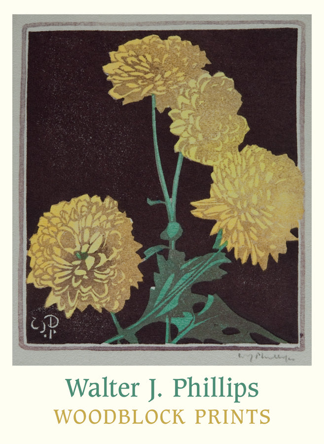 Walter J. Phillips: Woodblock Prints Boxed Notecards