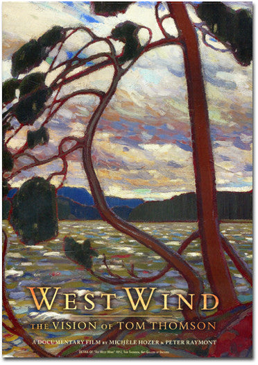West Wind: The Vision of Tom Thomson - DVD