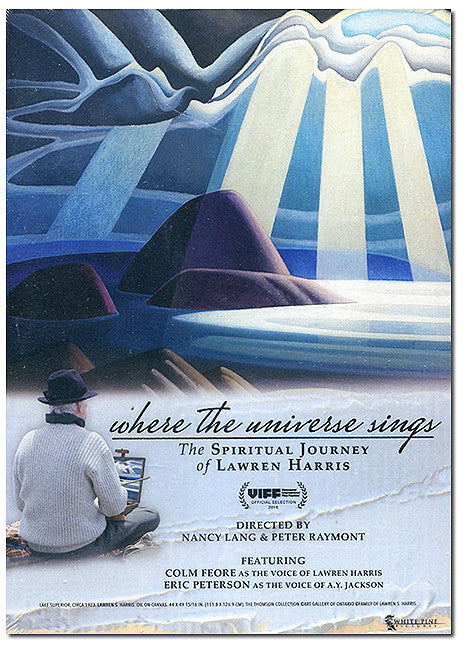 Where the Universe Sings: The Spiritual Journey of Lawren Harris - DVD