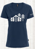 McMichael Gallery T-Shirt - Womens XS