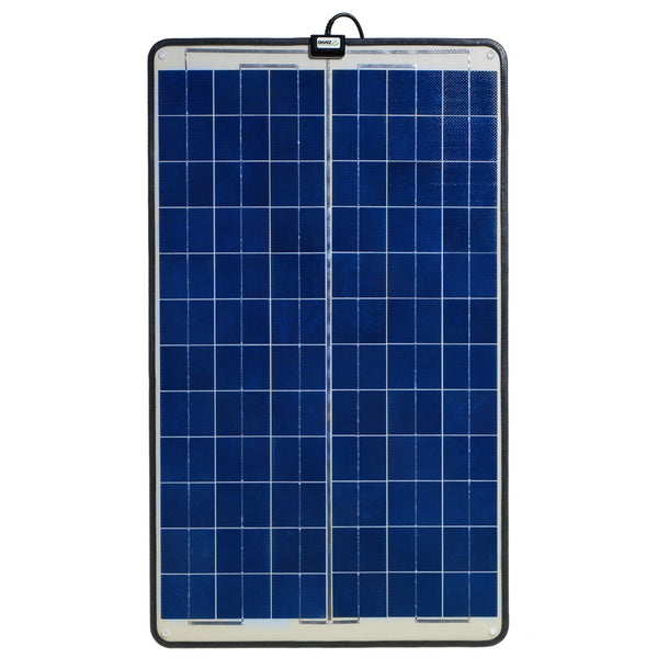 Ganz Eco-Energy Semi-Flexible Solar Panel - 55W