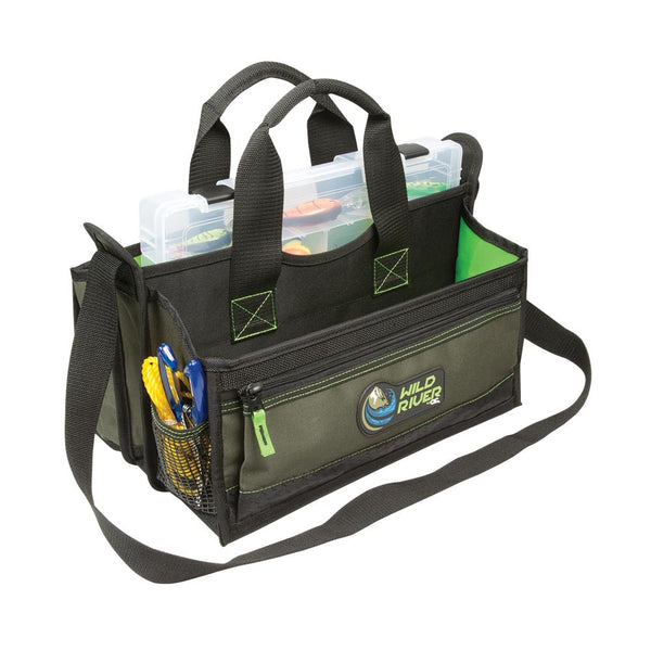 Wild River Multi-Tackle Open Top Bag w/1 Tray