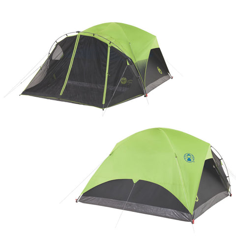Coleman Carlsbad 6P Fast Pitch Dome Tent w/Screen Room
