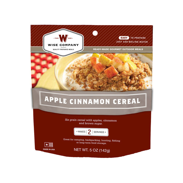 Apple Cinnamon Cereal (6ct Case)