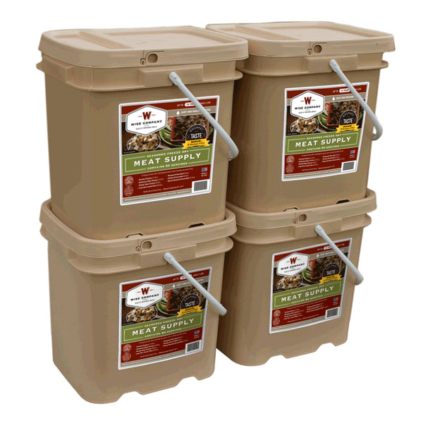 240 Serving Gourmet Freeze Dried Meat