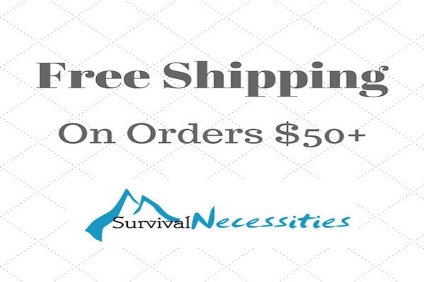 Free Shipping On Orders $50 & Up