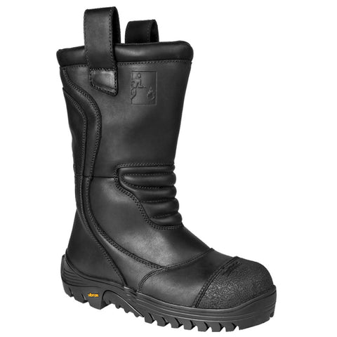 Firequest Bunker Boot 14""
