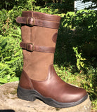 "Outback Survival Gear Town & Country Boot ""Short"" in Brown"