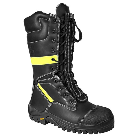 Firequest Combat Lace Bunker Boot 14""