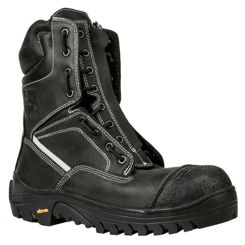 Firequest Tactical Combat Laceup Boot - 6""