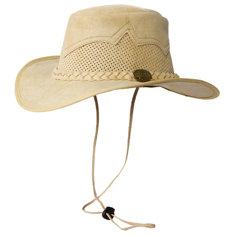 "Outback Survival Gear - Coolabah ""Soaker"" Hat - Beige"