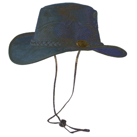 "Outback Survival Gear - Coolabah ""Soaker"" Hat - Brown"
