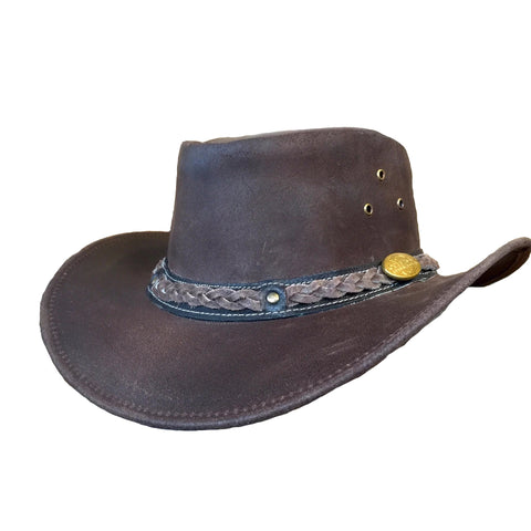 Outback Survival Gear - Buffalo Hats - Brown
