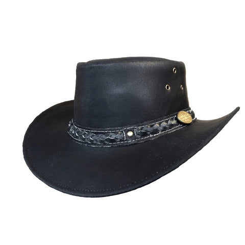 Outback Survival Gear - Buffalo Hats - Black