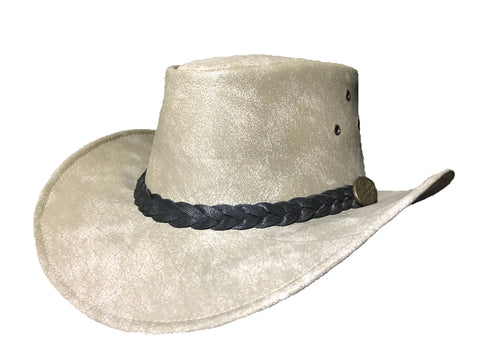 Outback Survival Gear - Maverick Crusher Hat - Bone