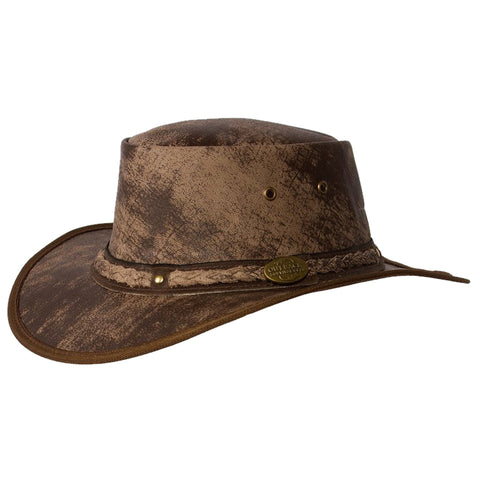 "Outback Survival Gear - Pindari ""Wild Goat"" Hats - Hickory Stone"