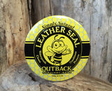 Outback Survival Gear Leather Seal Can