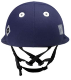 Charles Owens Polo Sovereign Helmet NOCSAE POLO Safety in Navy - PoloWorld.net