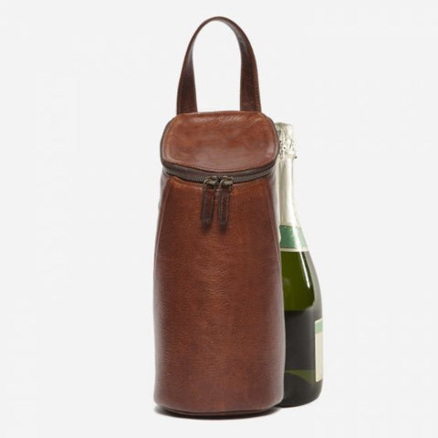 BURNETT Champagne Carrier TITAN MILLED HONEY - PoloWorld.net