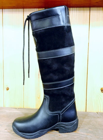 Town & Country Tall Womans Boot by Outback Survival Gear - PoloWorld.net