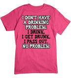 Heliconia - Men's No Problem T-Shirt
