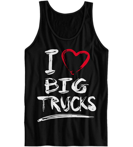 BND - Women's Big Trucks 2 Tank Top
