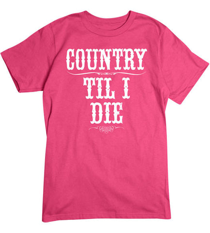 Heliconia - Men's Country Til I Die T-Shirt