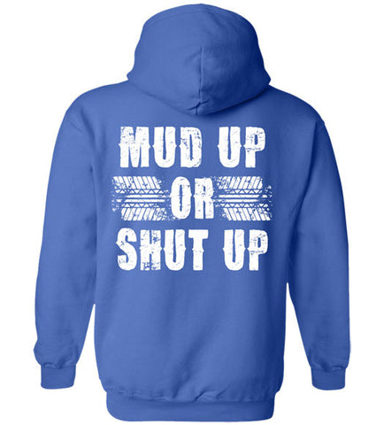 Royal - Men's Mud Up Hoodie