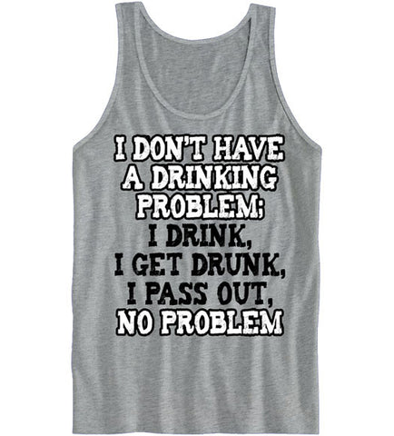 Athletic Heather - Women's No Problems Tank Top
