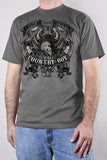 Smoke - Men's Eagle Tee