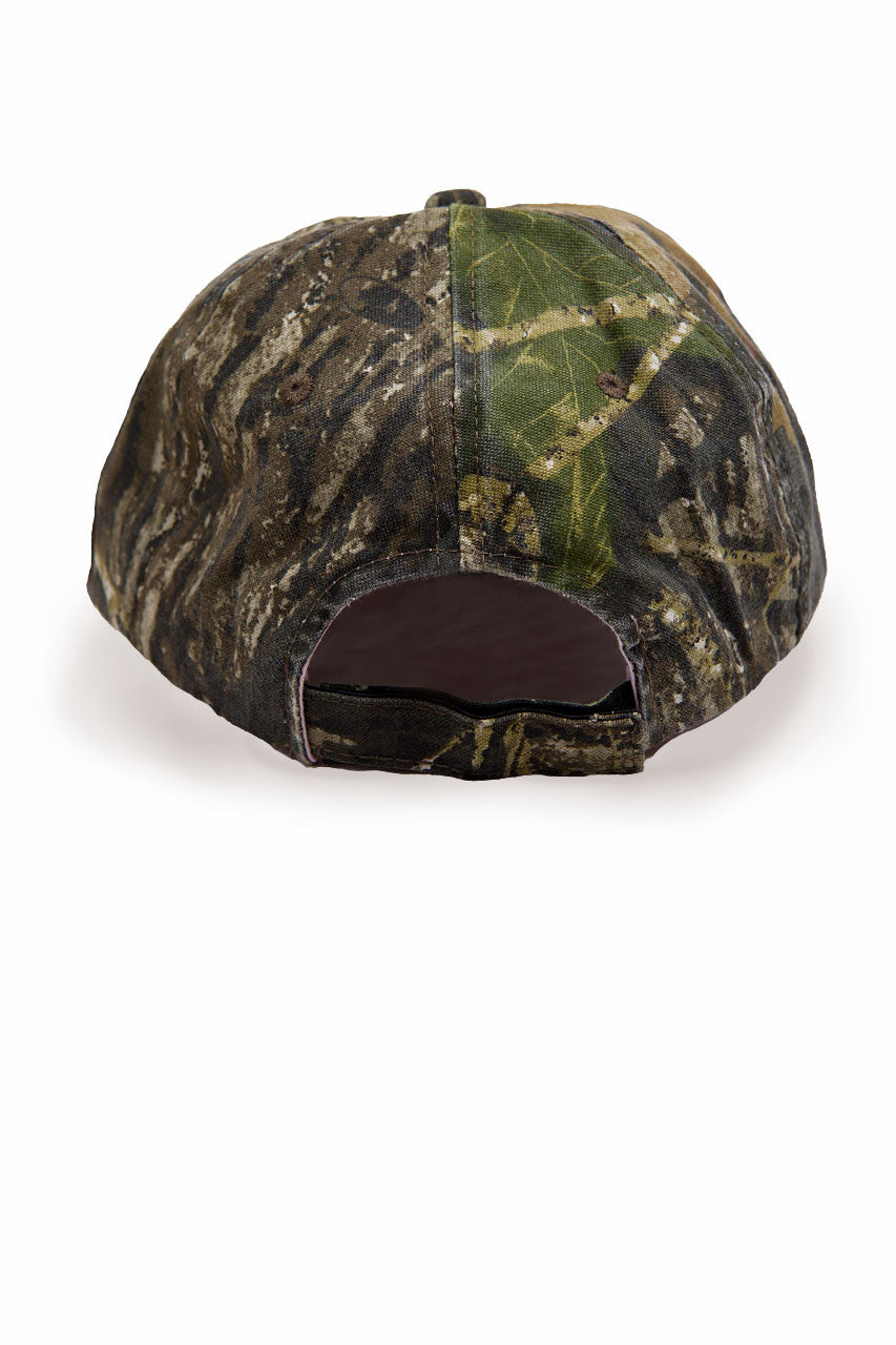 Country Girl® - Women's CG Logo Camo Cap