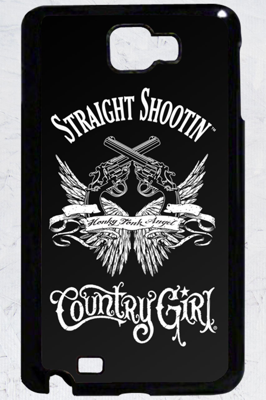 Country Girl® - Straight Shootin' Samsung Galaxy Note Case