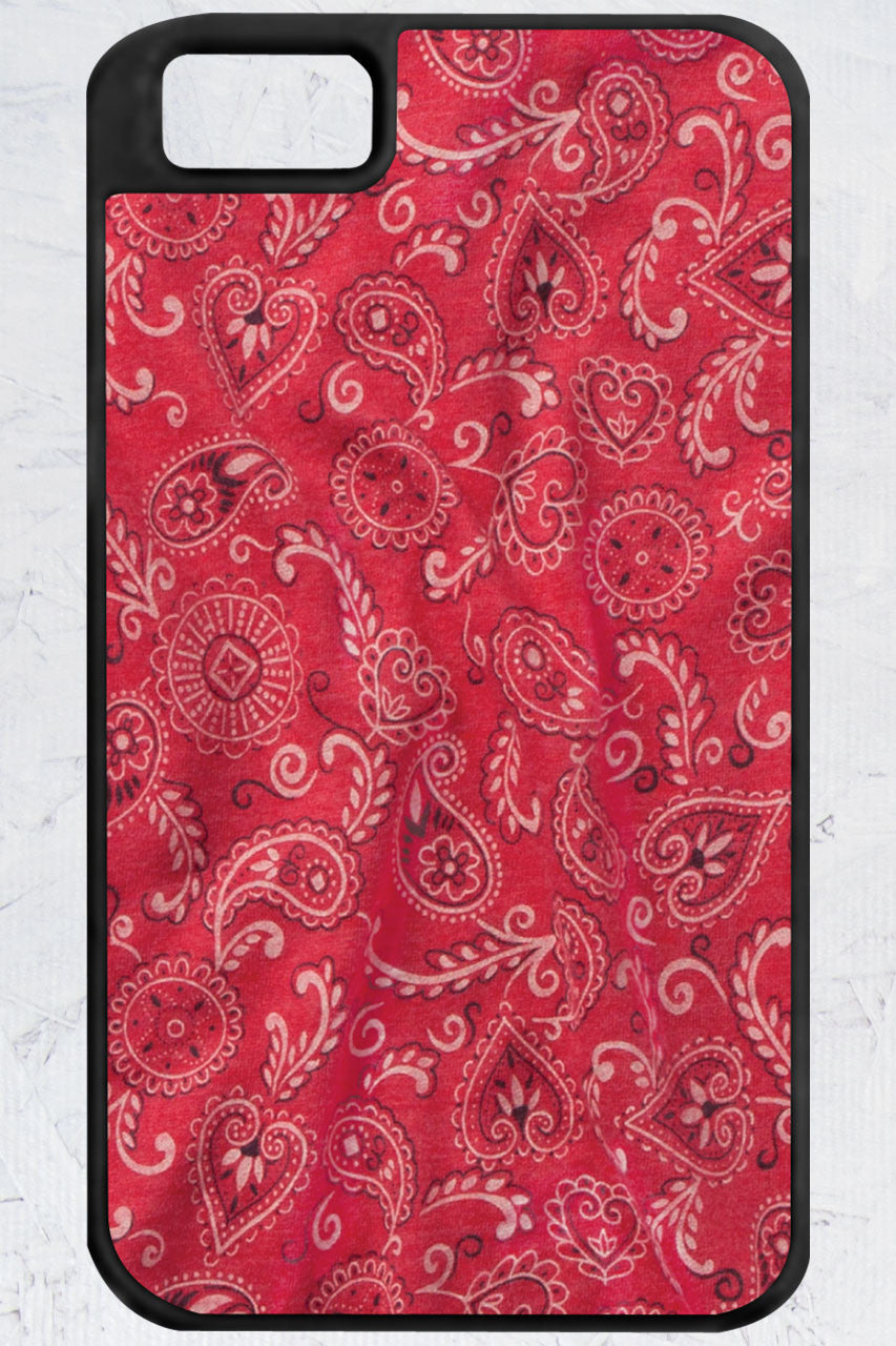 Country Girl® - Bandana iPhone 4/4s Case