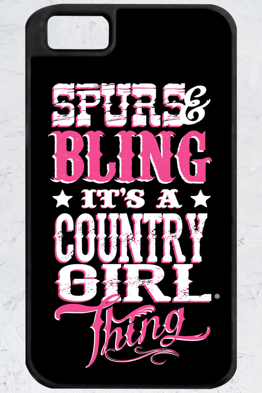 Country Girl® - Bling Thing iPhone 4/4s Case