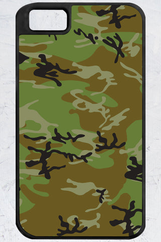 Country Girl® - Green Camo iPhone 4/4s Case