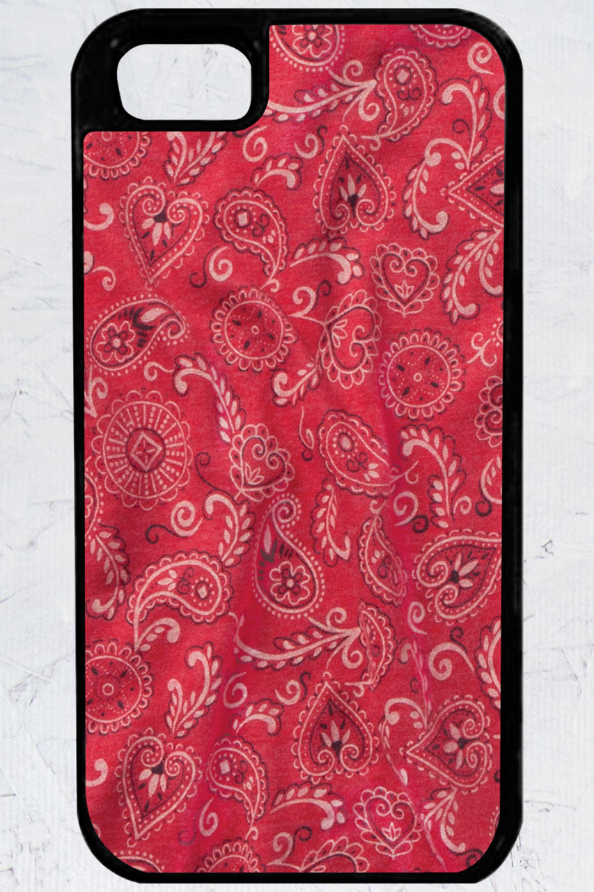 Country Girl® - Bandana iPhone 5/5s Case