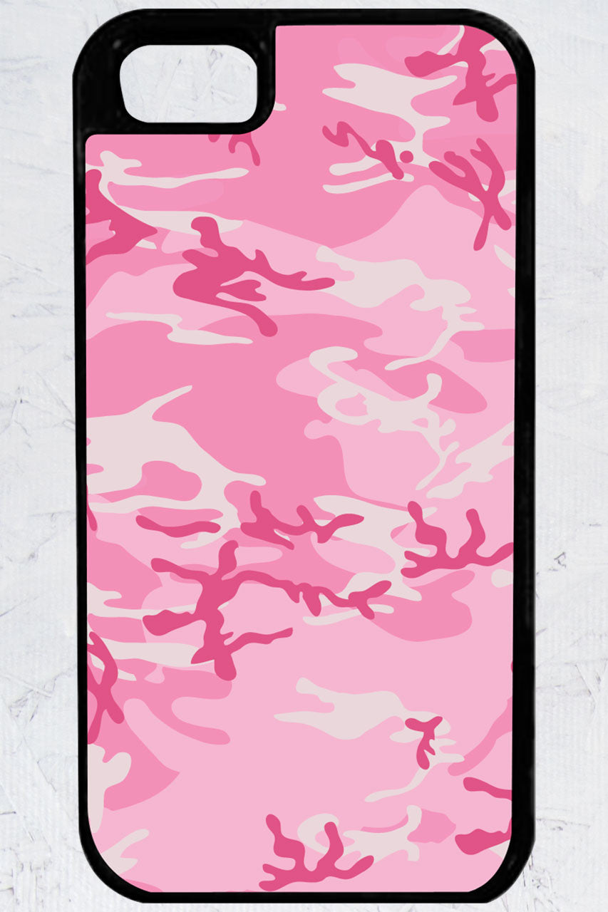 Country Girl® - Pink Camo iPhone 5/5s Case