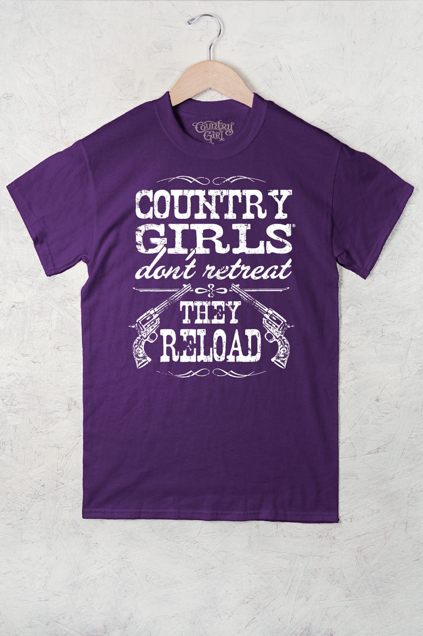 Purple - Women's Reload Full Figure Short Sleeve Tee